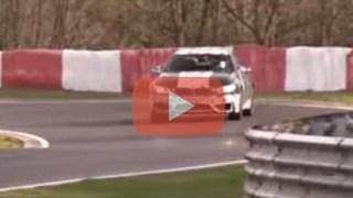 bvm m4 nurburgring video