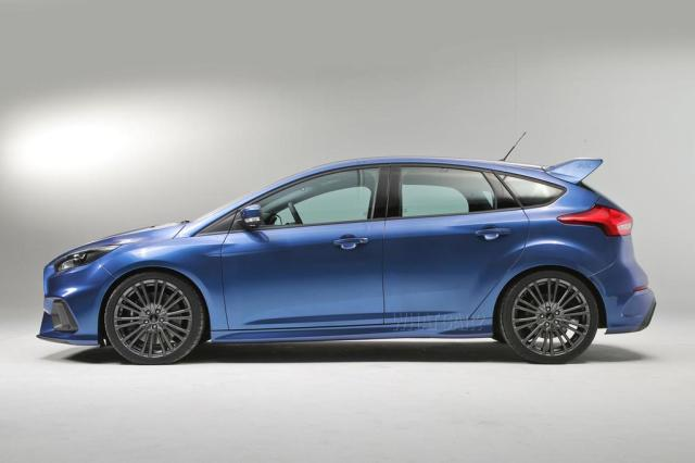 ford focus rs 2016 hd