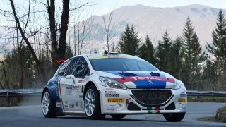 Paolo Andreucci, Anna Andreussi (Peugeot 208 T16 R5 #1)