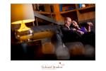 Edmonton wedding photographers :: indoor engagement