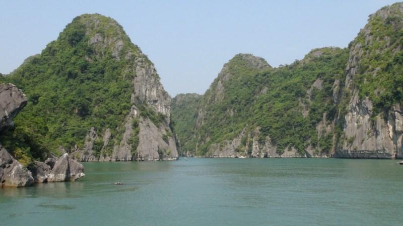 Smukke Halong Bay