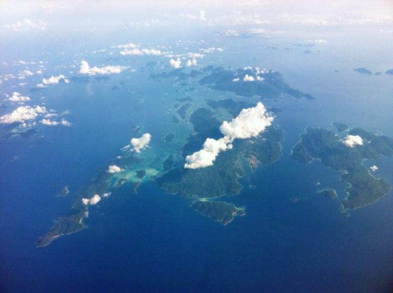 Malaysia, øer