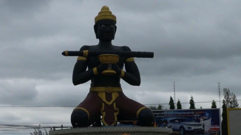 Budda, Cambodia