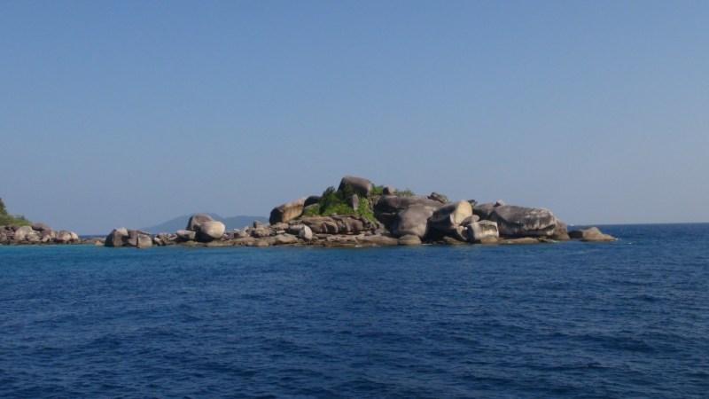 Similan islands, richelieu rock, koh tachai, koh bon, thailand, dykning, liveaboard