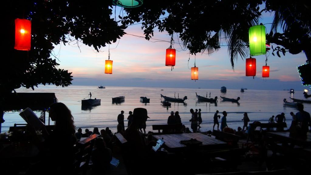 Nytår & dykning på Koh Tao