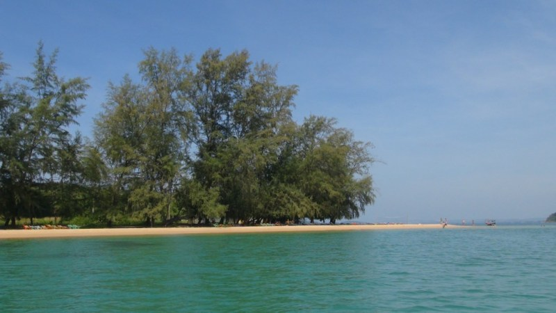 Ø omkring Koh Rong, Cambodia