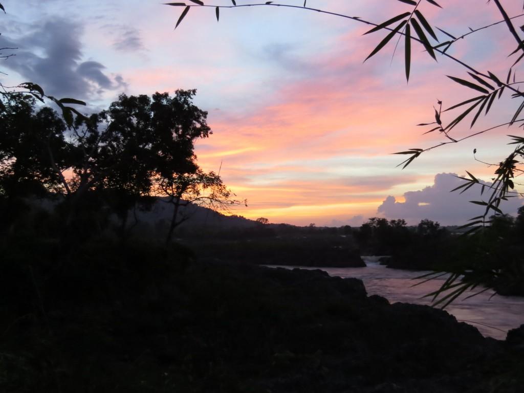 De 4000 øer i Laos