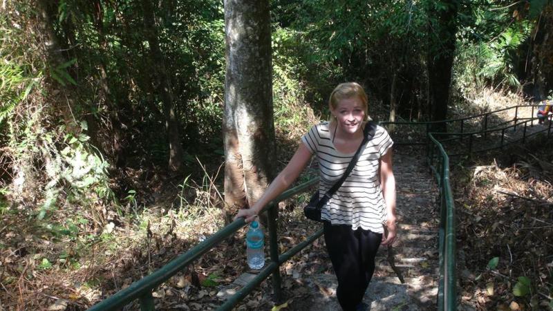 langkawi, hike, trekking, vandre, malaysia