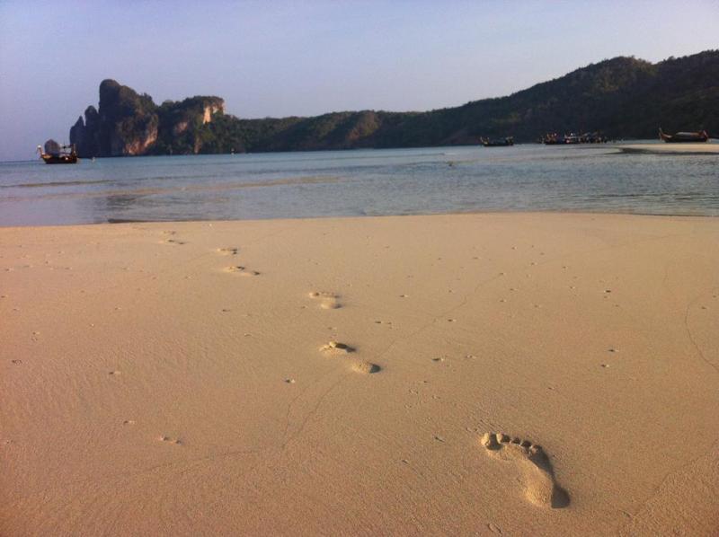 railey beach, thailand, strand, palmer