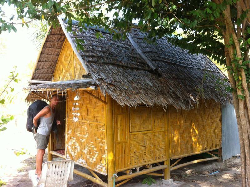 Thailand, koh lipe, ø, strand, lokale