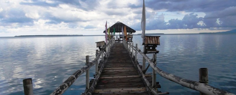 El Nido, filippinerne, bro, jetty, backpacking