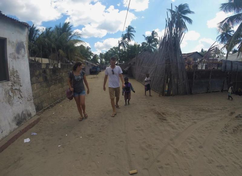 pemba village kids børn