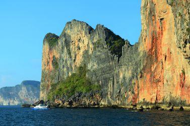 thailand, dykning, koh tao