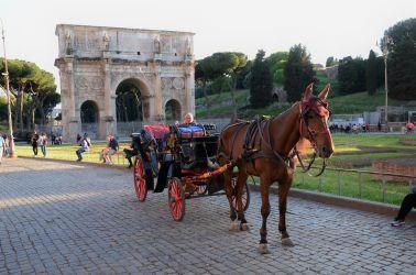 Rom, Italien, colosseum