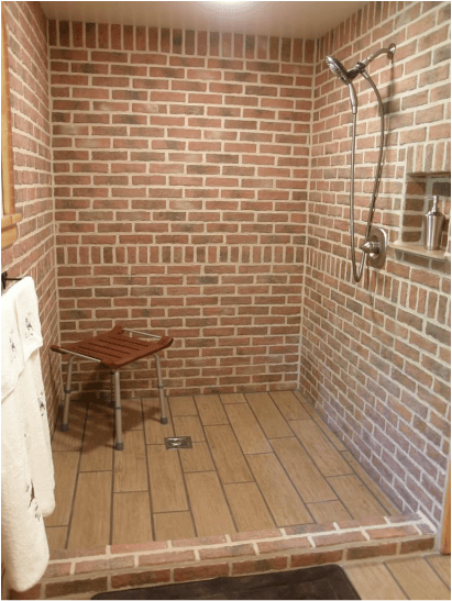 3d Stone Effect Wallpaper Uk Bathrooms Inglenook Brick Tiles Brick Pavers Thin