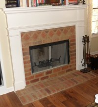 Walls, Ceilings, and Fireplaces - Inglenook Brick Tiles ...