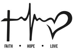 Small Of Faith Hope Love