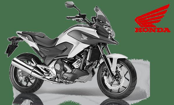 Honda NC750X mc med logo