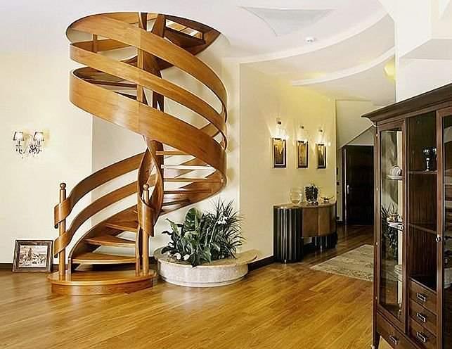 Wood Staircase Design Ideas Inhabit Blog - design ideas