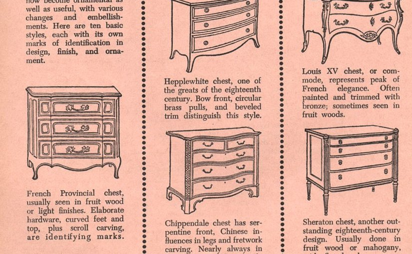 Tips On Identifying 10 Vintage Antique Chests