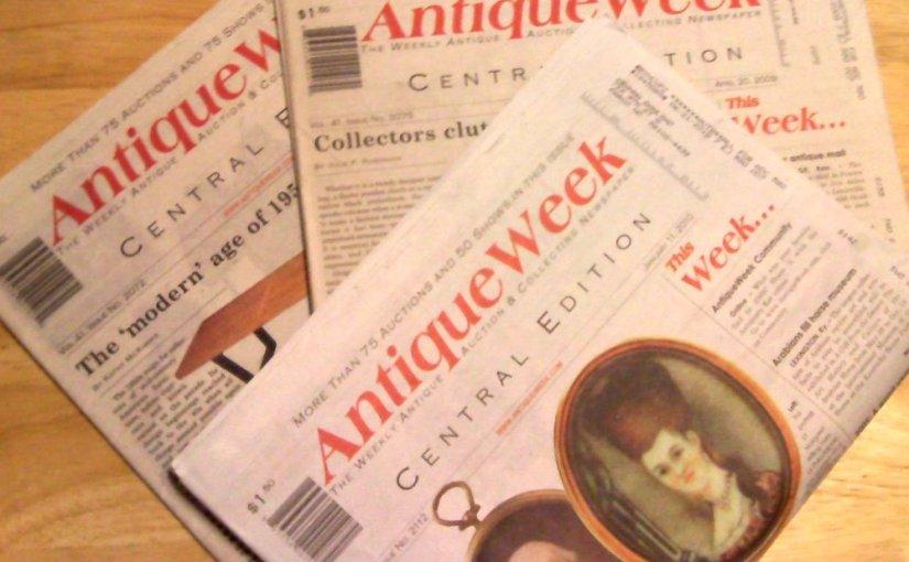 antiqueweek issues