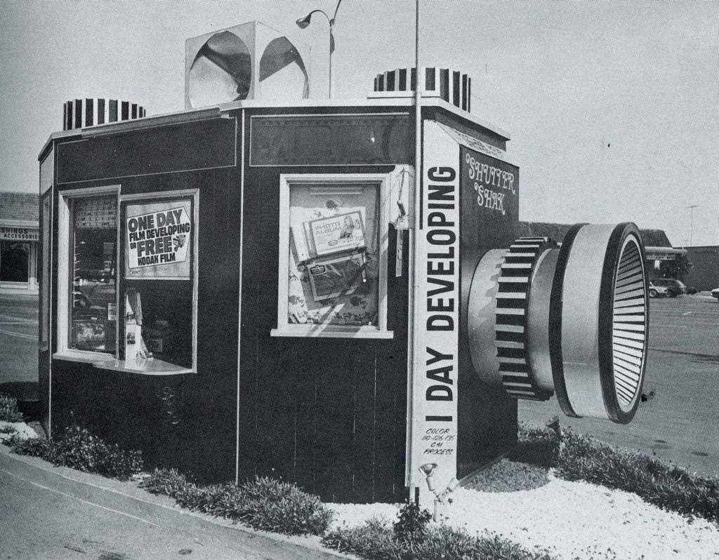 Vintage Camera Shops
