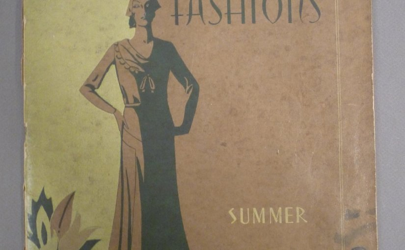 Fashion Crimes: A Vintage Scrapbook