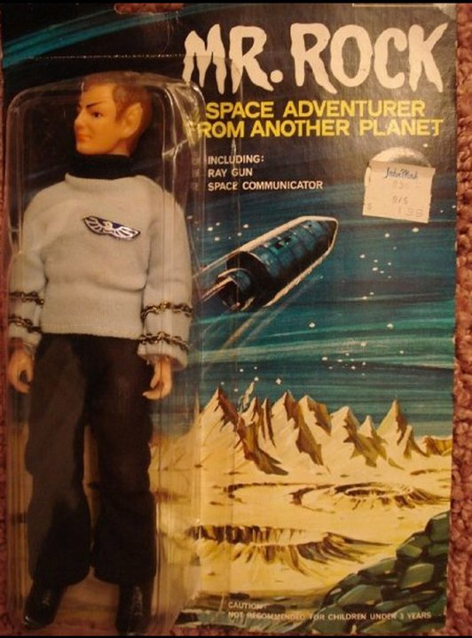 A Vintage Space Adventurer By Any Other Name...