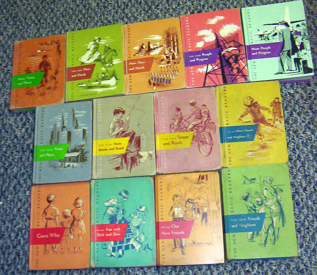 old dick and jane books