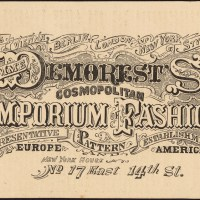 Fashion & Sewing Pattern History, Part Three