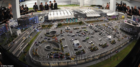 The World's Largest Model Railroad Gets An Airport