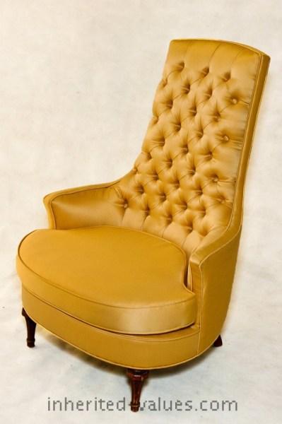 elvis presleys gold throne chair
