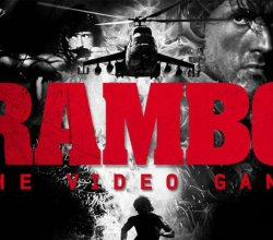 RAMBO: The Video Game finalmente vai ser lançado!
