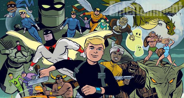 DC Comics publicará versões modernas dos personagens da Hanna-Barbera