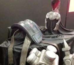 Video: revelada na Comic-Con a armadura do Hulk para o filme THOR: RAGNAROK