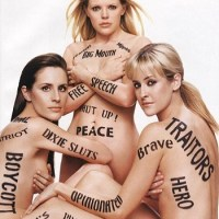 Dixie Chicks :: Cállate y canta