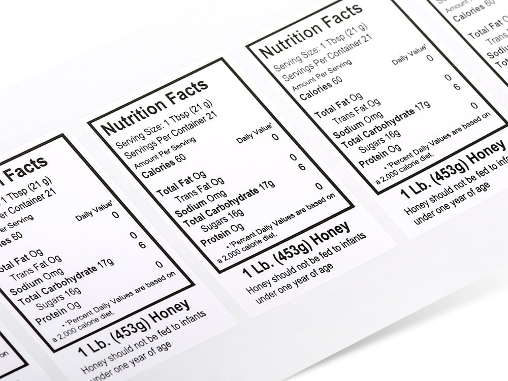 Custom Paper Labels from Inkable Label Co