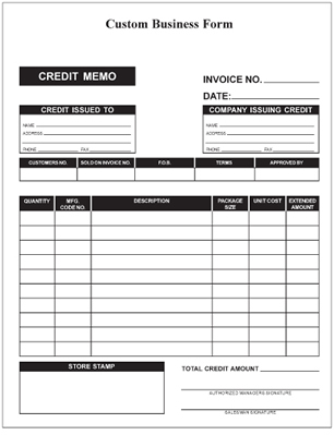 Custom Business Forms - Graphics Plus - custom business invoices