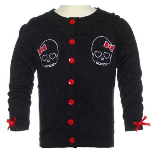 Hunny LuLu Kid's Cardigan by Sourpuss Clothing
