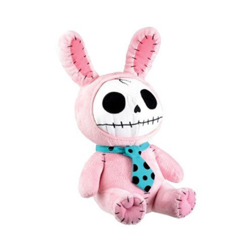 Furrybones Pink Bun Bun Plush by Summit Collection