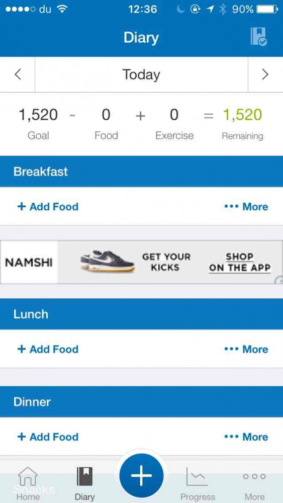 9 Super Useful Calorie Counter Apps To Help You Lose Weight inKin - diet and exercise tracker