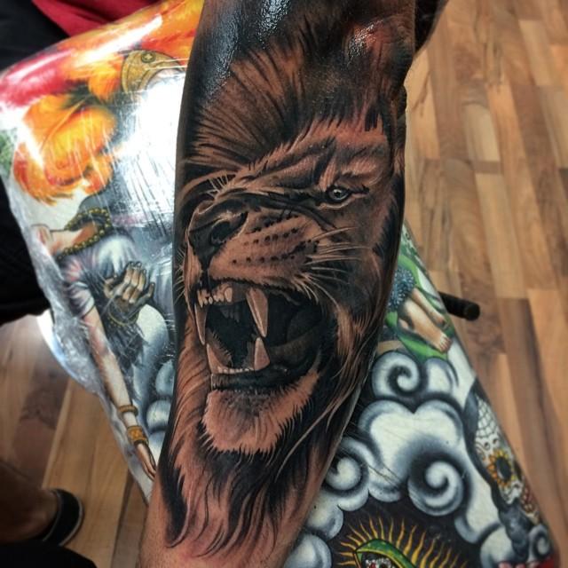 Ricardo Avila Tattoo- Find the best tattoo artists, anywhere in the