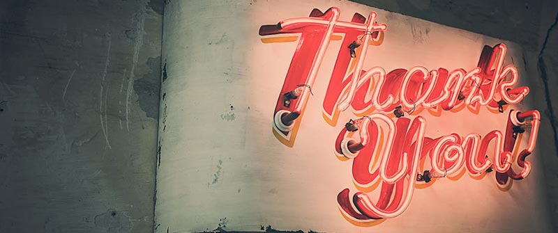 The 11-Step Guide to Writing a Thank-You Letter