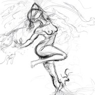 dancing-Gaia-Sketch