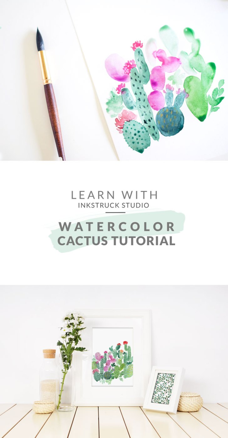 learn watercolors inkstruck studio