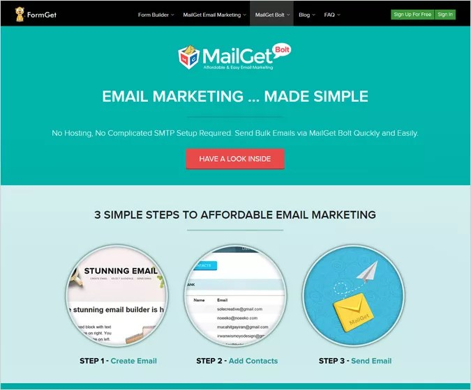 5 Email Template Builders Design Free  Responsive Email Templates