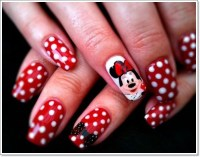 Childhood Memories17 Cartoon Nail Art Designs and How To