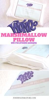 Willy Wonka Series; Eatable Marshmallow Pillows | In ...