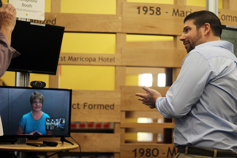 Library launches VideoPhone program for Deaf, hard of hearing
