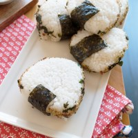Food Truck Tuesday - Onigiri, Japanese rice balls